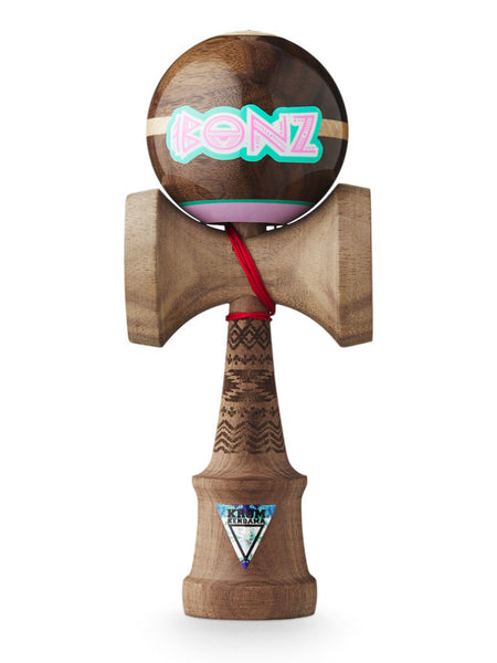 KROM Headshot PRO Model Walnut Kendama - Bonz