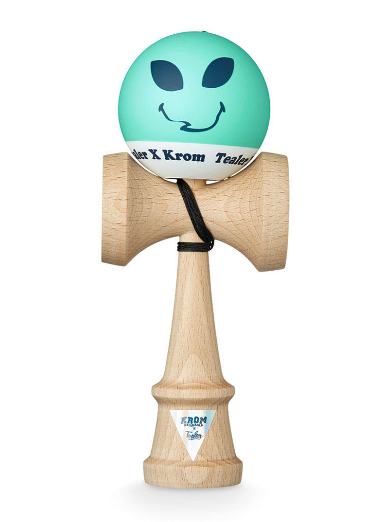 KROM X TEALER, Limited Edition Kendama