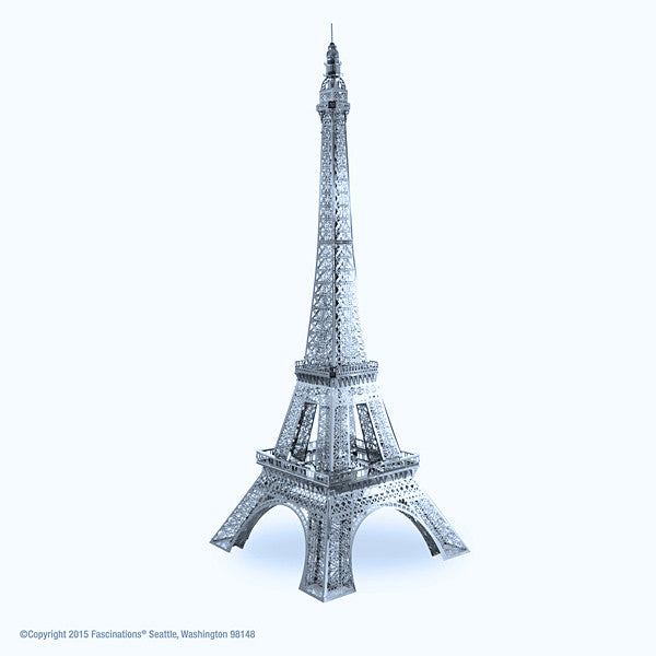Eiffel Tower Large Version, 3-D Metal Earth Model