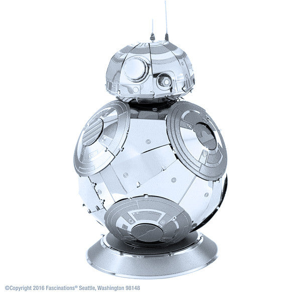 Star Wars BB-8 3-D Metal Earth Model