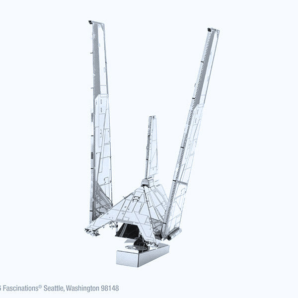 Star Wars Krennic's Imperial Shuttle 3-D Metal Earth Model