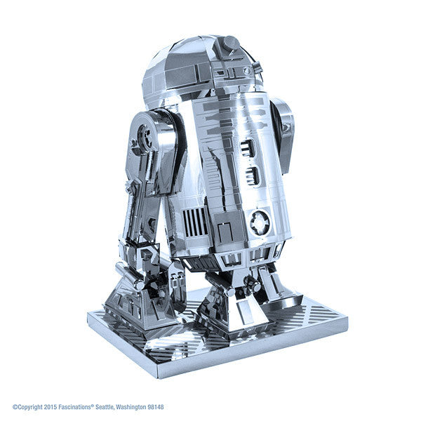 Star Wars R2-D2, Large Version, 3-D Metal Earth Model