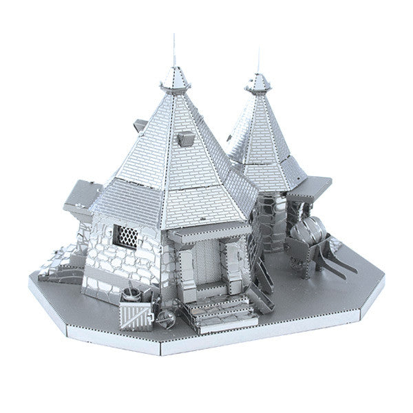 Harry Potter Rubeus Hagrid's Hut 3-D Metal Earth Model