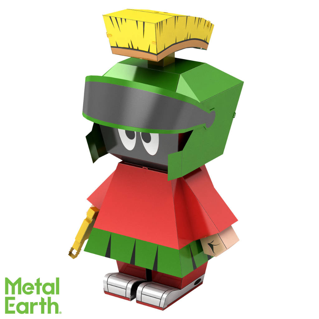 Marvin the Martian 3-D Metal Earth Model