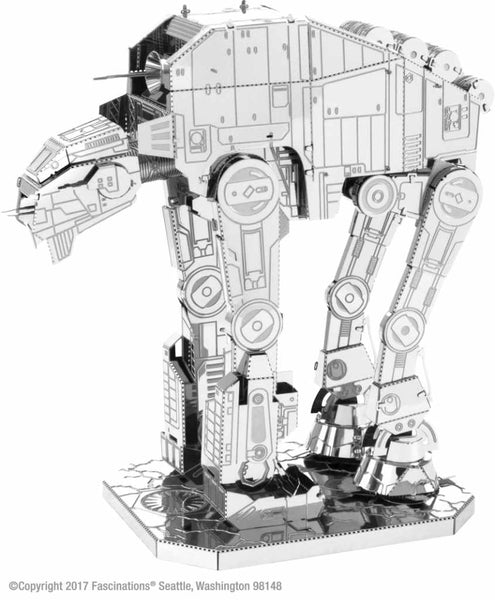 Star Wars AT-M6 Heavy Assault Walker 3-D Metal Earth Model