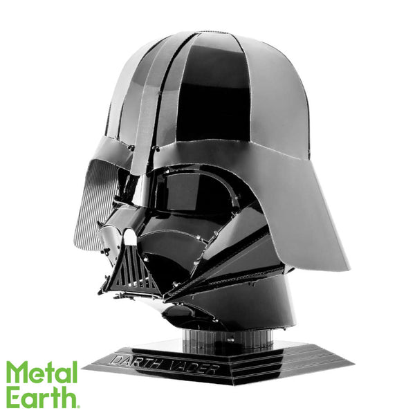 Star Wars DARTH VADER Helmet 3-D Metal Earth Model
