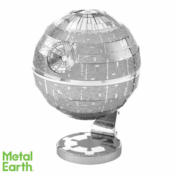 Star Wars Death Star Metal Earth Model