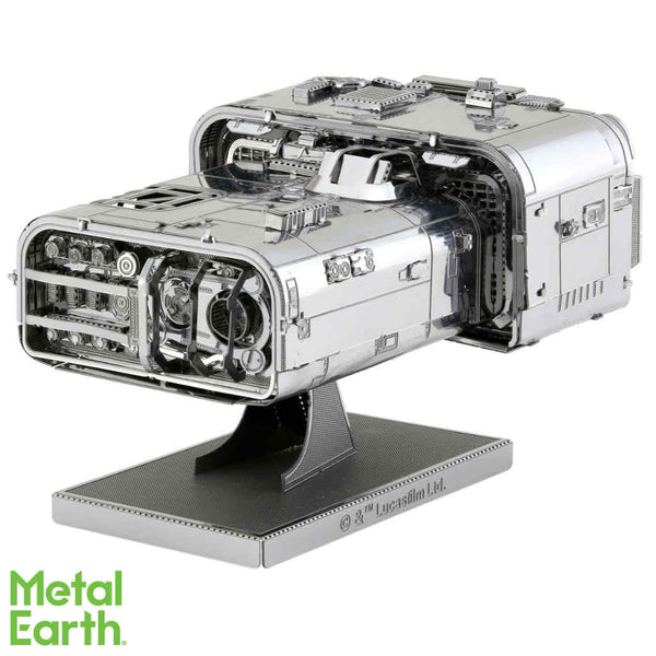 Star Wars Moloch's Landspeeder 3-D Metal Earth Model
