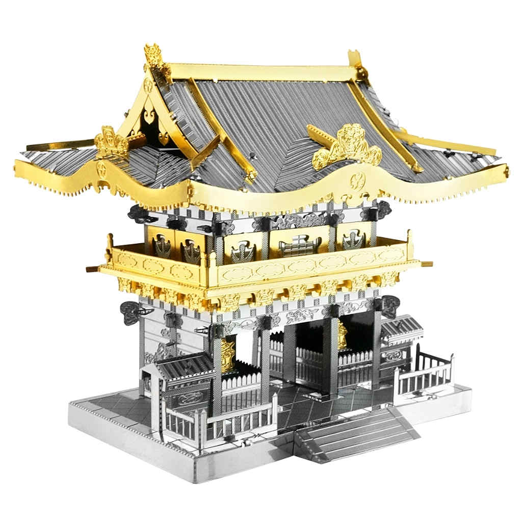 Yomeimon Gate 3-D Metal Earth Model