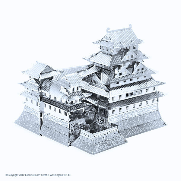Himeji Castle 3-D Metal Earth Model