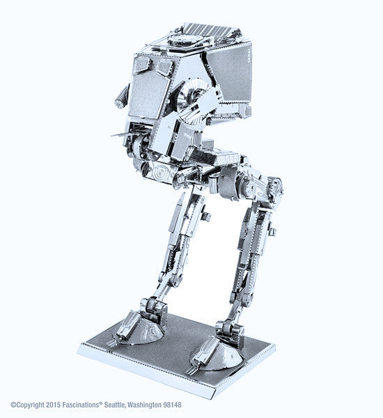 Star Wars AT-ST 3-D Metal Earth Model
