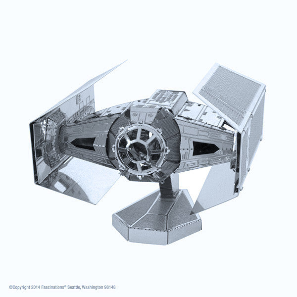 Star Wars Darth Vader's TIE Fighter 3-D Metal Earth Model