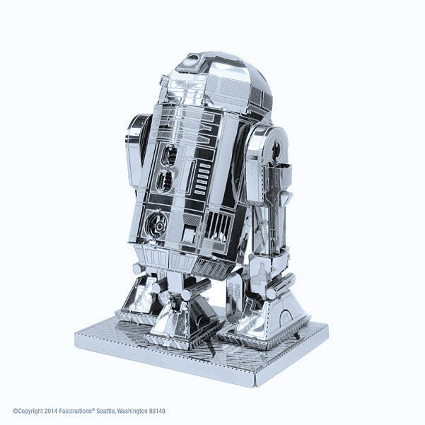 Star Wars R2-D2 3-D Metal Earth Model