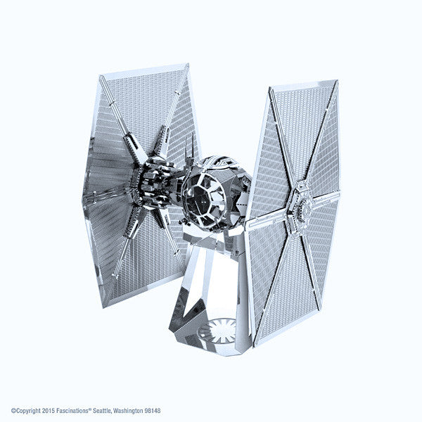 Star Wars Special Forces TIE Fighter 3-D Metal Earth Model