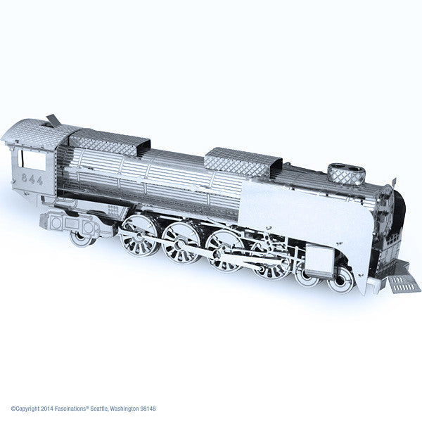 Steam Locomotive 3-D Metal Earth Model