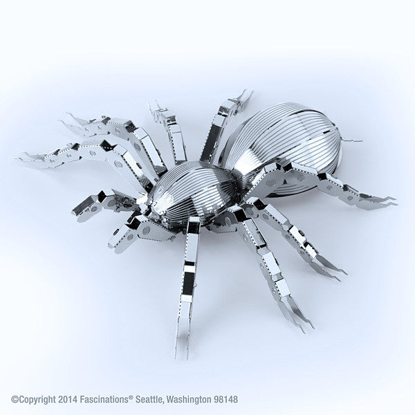 Tarantula 3-D Metal Earth Model