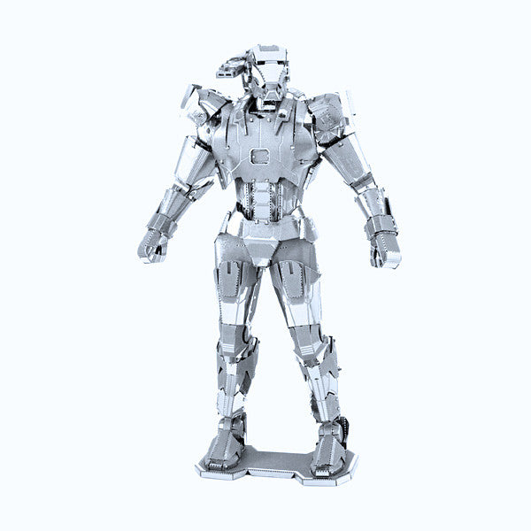 Marvel Comics War Machine 3-D Metal Earth Model