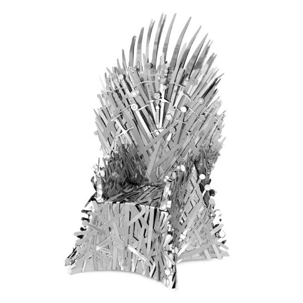 Game of Thrones Iron Throne ICONX 3-D Metal Model