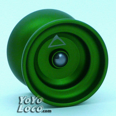 Cascade Yoyo by One Drop, Green