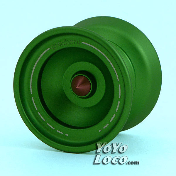 Gradient Yoyo by One Drop, Green