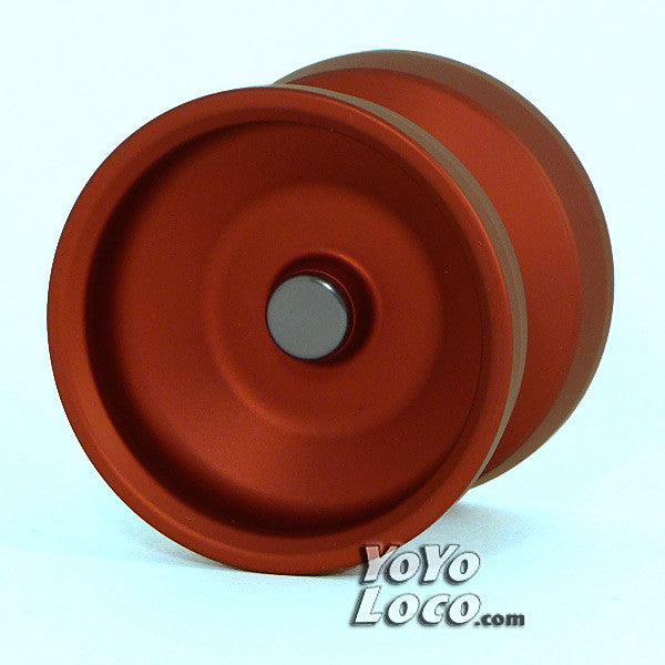 One Drop Kuntosh 5000 QV YoYo, Racing Red
