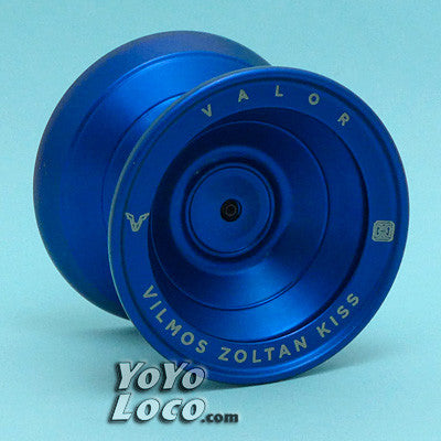 One Drop Valor Yoyo, Blue