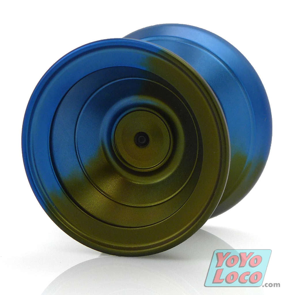 One Drop Valor Yoyo, Deep Sea Fade