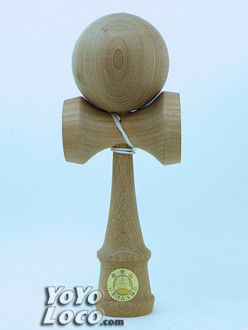 Ozora Enjyu Kendama, Natural Hardwood