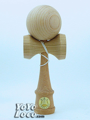 Ozora Keyaki Kendama, Hardwood Natural
