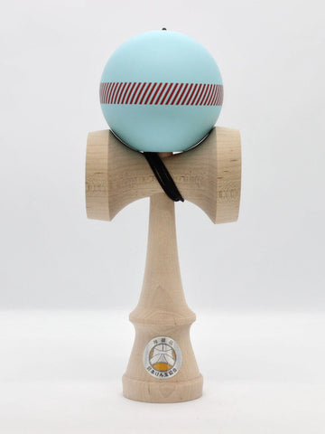 Ozora REShape3 Kendama - Stripe, Light Blue