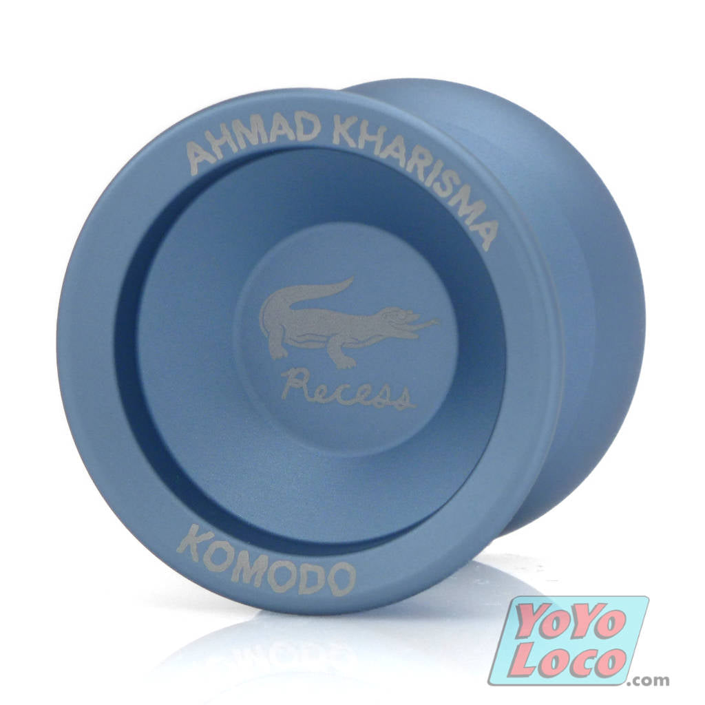 Recess Komodo YoYo, Blue (vacation blue)