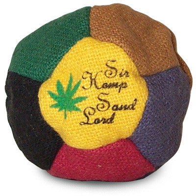 Sir Hemp Sand Lord Footbag