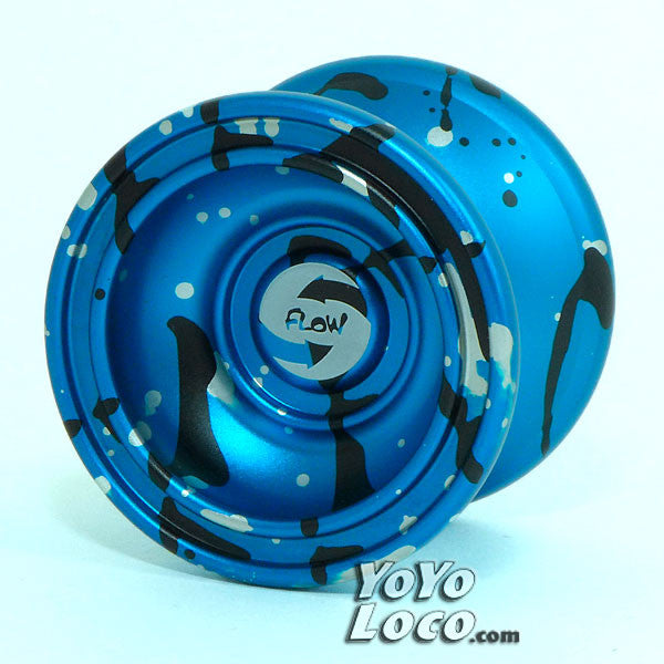 Spin Dynamics Flow YoYo, Riptide colorway