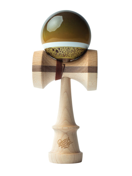 Sweets Christian Fraser Legend Kendama, Batch 2, Sticky Clear finish