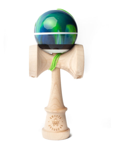 Sweets V26 Community Design Kendama, Northern Lights