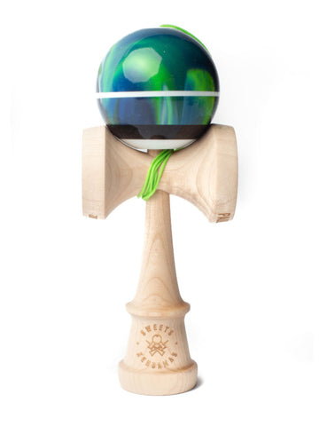 Sweets Lab, V26 Community Design Kendama - Northern Lights