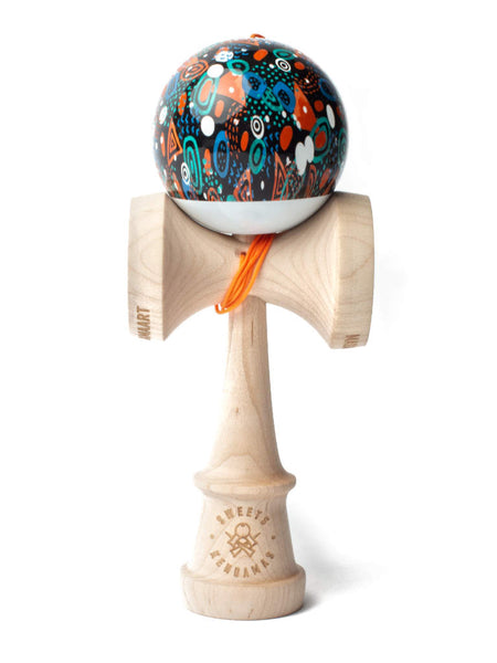 Sweets V26 Community Design Kendama, Textile Space