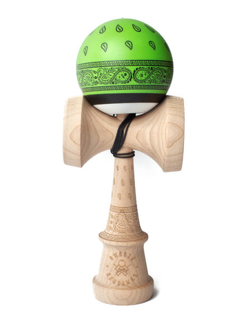 Sweets Lab V28 Custom Kendama - DESPERADO