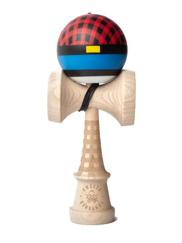 Sweets Lab V28 Custom Kendama - LUMBERJACK