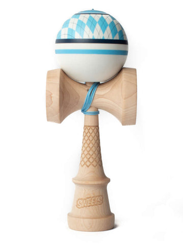 Sweets Custom V23 Jordan Kendama - Argyle