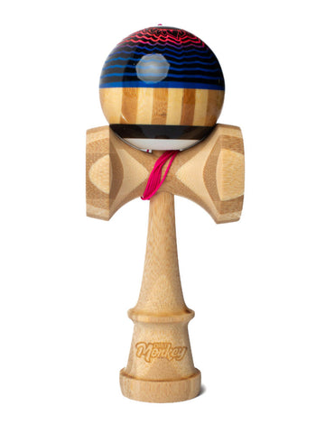 Dirt Monkey x Sweets Kendama (Bamboo)