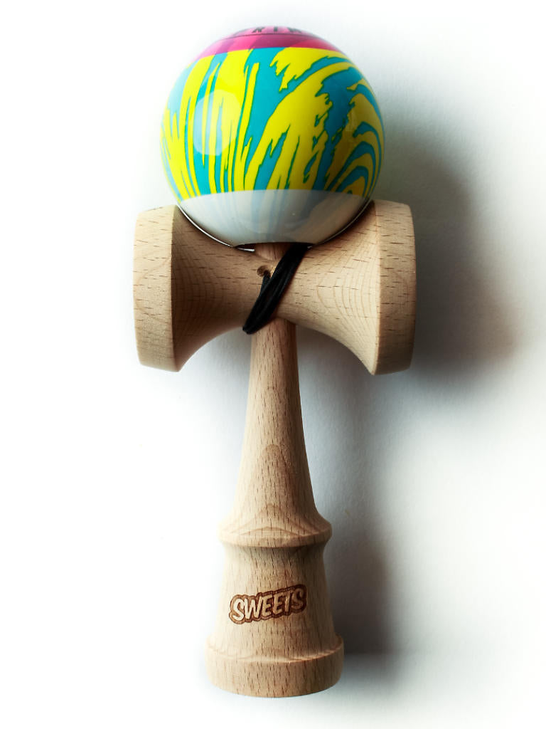 Sweets PRIME Grain Split 2.0 Kendama, CMYK