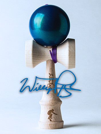 Sweets Pro Model Kendama, William Penniman (Blue)