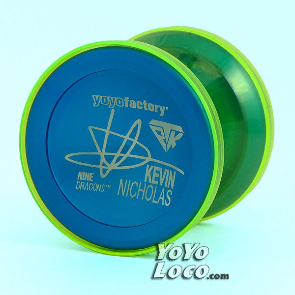YoYoFactory Nine Dragons YoYo