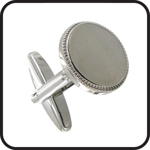Cufflink type backing toggle torpedo