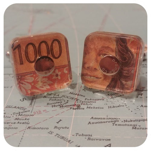 French Pacific Territories 1995 1000 Francs