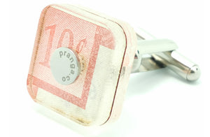 Canadian Tire Money 10 Cent Cufflink Ankers - pranga