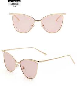 ROYAL GIRL Women Cat Eye Sunglasses
