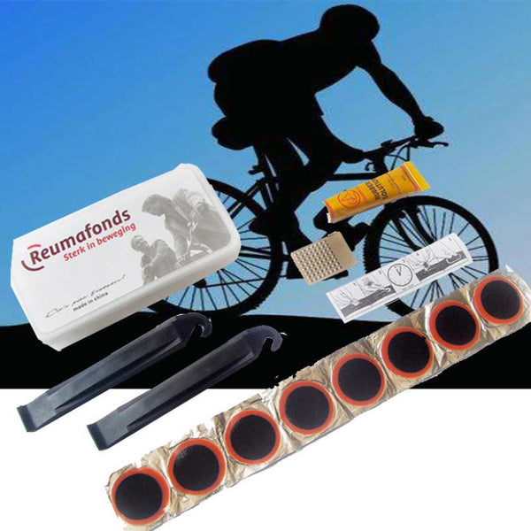 Bike Tire Repair Tool Kit