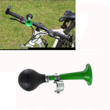 2017 Cycling Bike Retro Metal Air Horn Hooter Bell Bugle Rubber Squeeze Bugle Bicycle tools Wholesale#EW